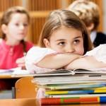 Szorongás az iskolapadban