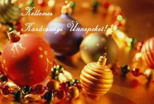 karácsony bloghoz