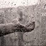 esőben