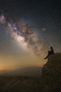 Csillagos ég