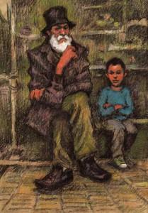 Az öreg és a gyermek